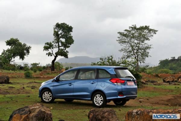 Honda Mobilio front (9)