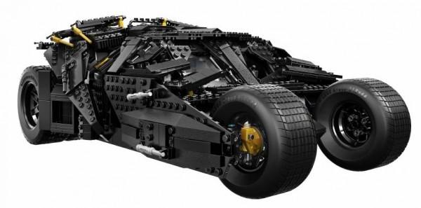 Lego Batman Tumbler Batmobile