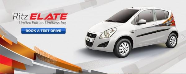 Maruti-Suzuki Ritz Elate Limited Edition