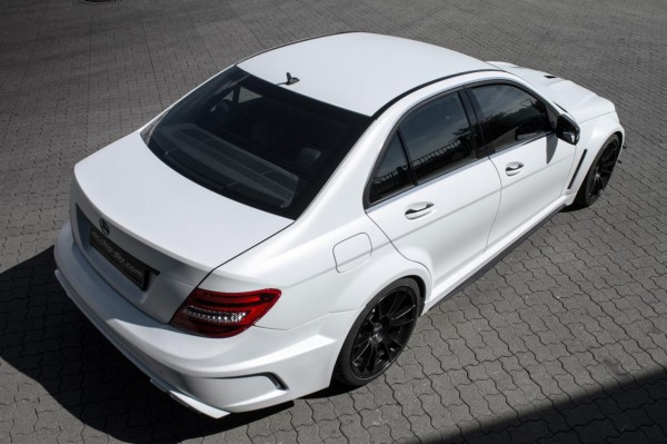 Mercedes-Benz-Custom-Tuned-C63-AMG-Image-1