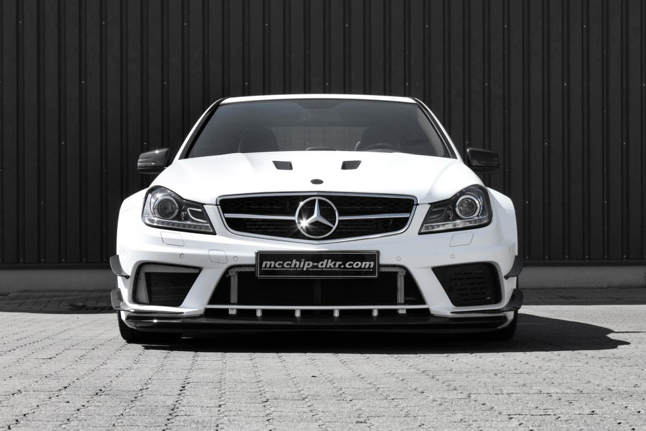 Custom tuner mcchip dkr adds more horses to mercedes benz for 2014 mercedes benz c63 amg price