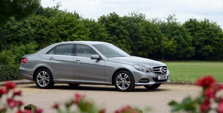New 9g tronic gearbox offers more power and lower for Mercedes benz e class offers