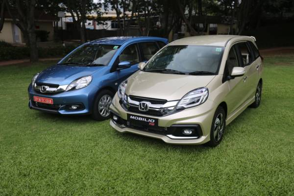 Mobilio RS and normal (2)