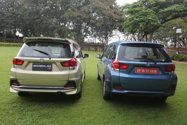 Mobilio RS and normal (4)