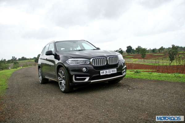 New 2014 BMW X5 action (8)