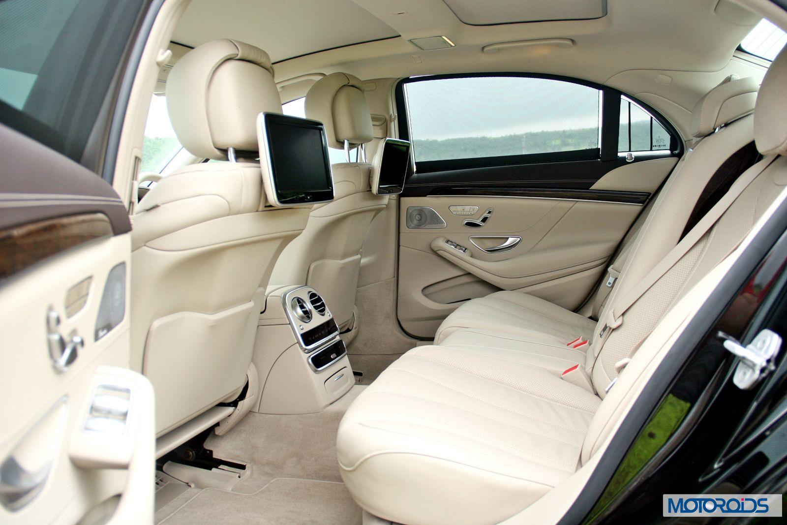 2014 mercedes s350 cdi india review sagacious splendor motoroids - 2014 mercedes c class interior ...