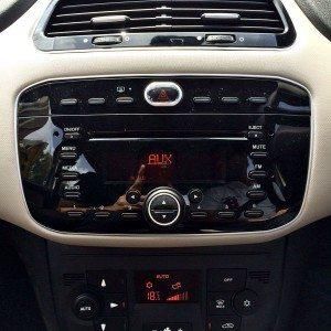 Punto Evo dashboard (1)