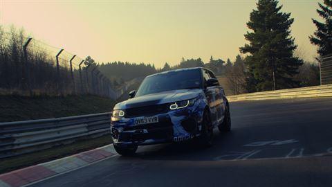 Range Rover Sport SVR (1)