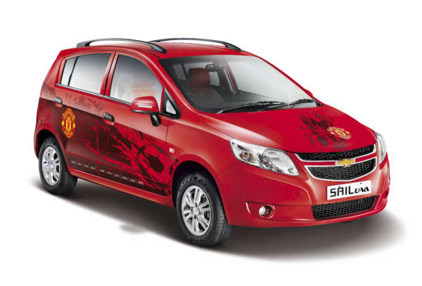 SAIL Hatchback Manchester United Edition