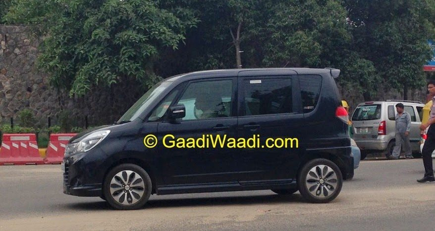 Suzuki Solio Spied In India May Come To India As Compact
