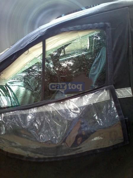 Tata Kite Hatchback Spied Interior