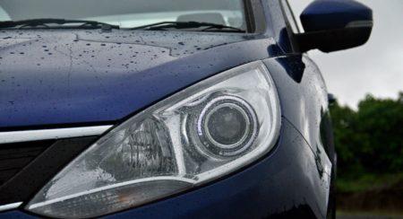Tata Zest 1.2 revotron petrol headlamp