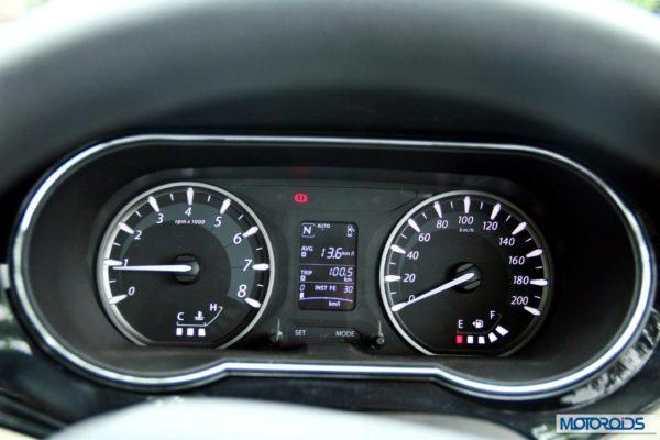 Tata Zest diesel AMT (4)