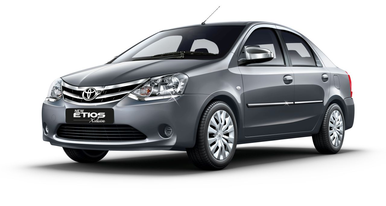 Toyota Etios Xclusive Limited Edition launched | Motoroids