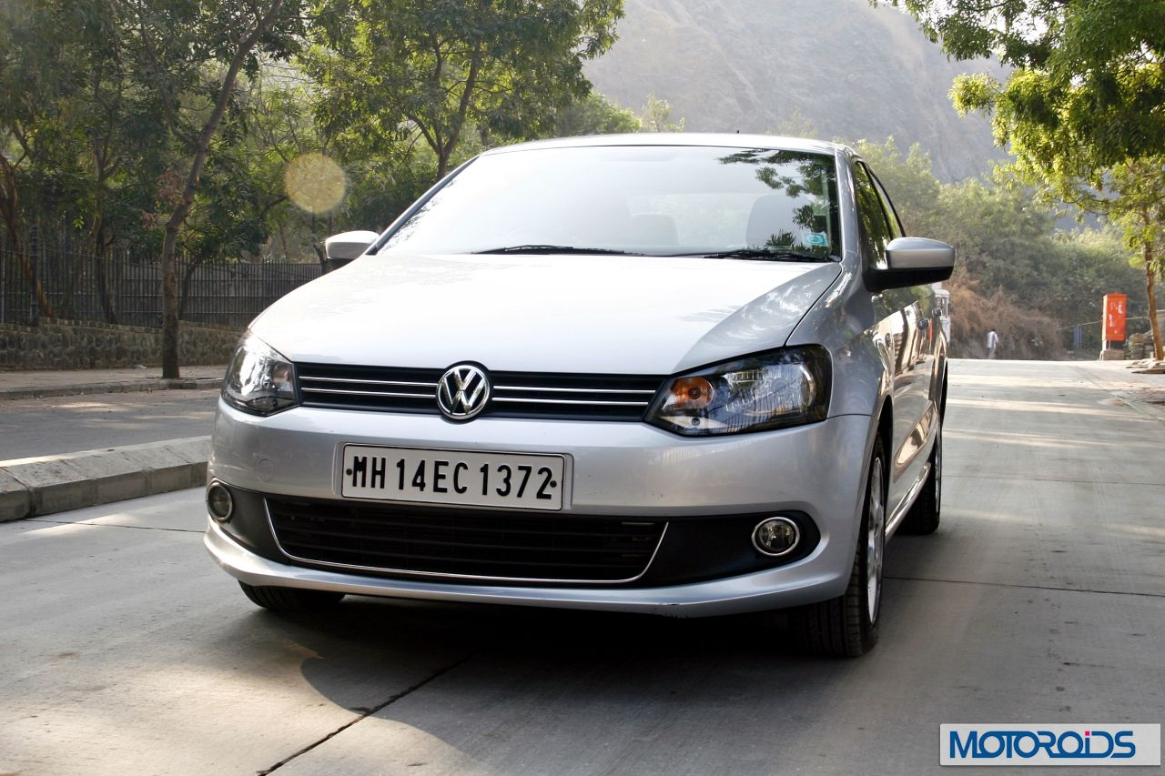 volkswagen india planning  vento facelift motoroids