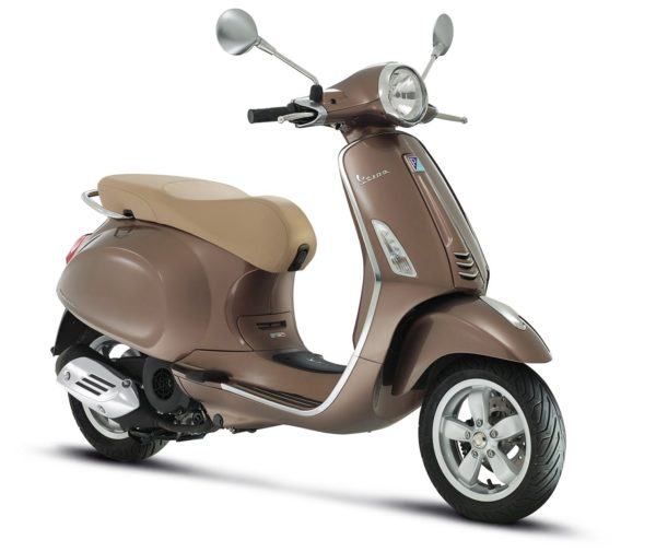 Vespa Elegante to be launched during Diwali