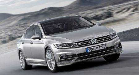 Euro-Spec 2015 Volkswagen Passat unveiled