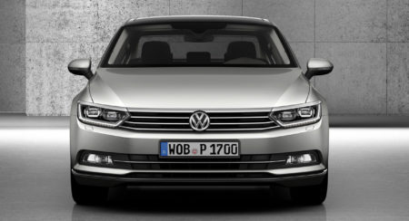 SPIED: All-new Volkswagen Passat caught undisguised; India launch likely in 2016