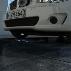 Wireless Charging for EVs being developed by BMW