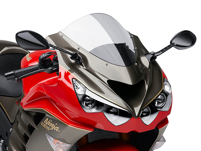 Kawasaki Ninja Special Edition Top Speed