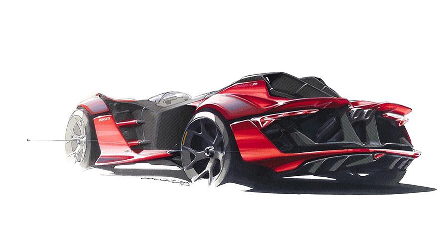 Dubai Roadster: An all-new 400bhp V8 Road Racer   Motoroids