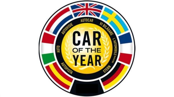 car of the year award new image