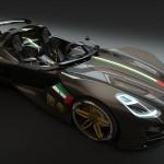 Dubai Roadster: An all-new 400bhp V8 Road Racer