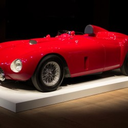 A 1954 Ferrari 375-Plus sold for £10.7 million, only 5 were ever made!