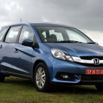 Over 10,000 Honda Mobilio MPVs already booked
