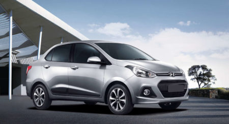 Hyundai to introduce 1.4 liter CRDI 89 bhp diesel on the Xcent