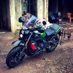 Project Invictus – ADVNinja650: Customised Ninja 650 for Dual Sport Adventure
