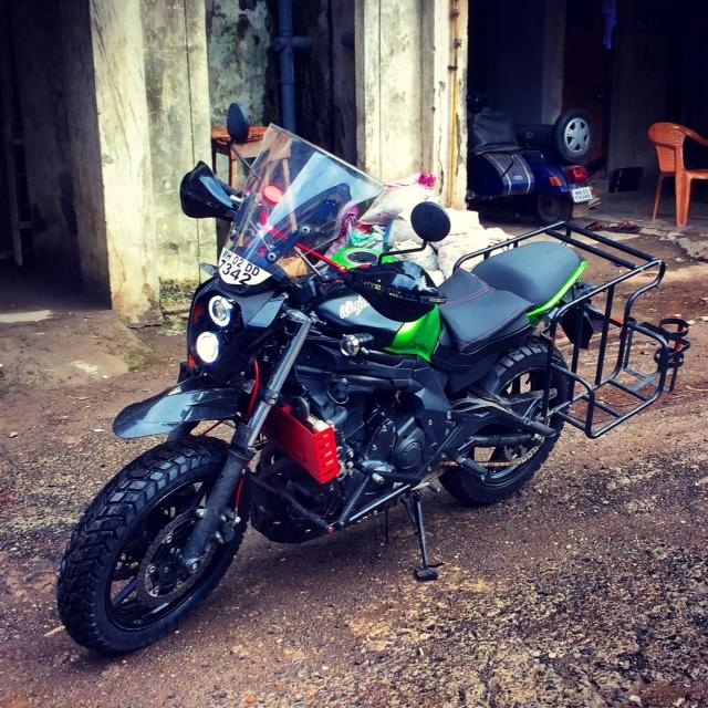 Kawasaki Ninja Tires