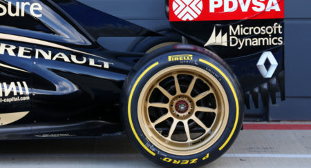 lotus new f1 wheel 2