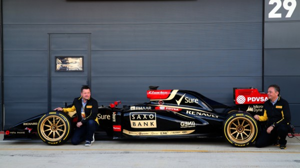 lotus new f1 wheel 3
