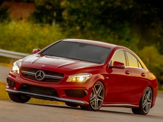 All You Need to Know About the Mercedes-Benz CLA 45 AMG