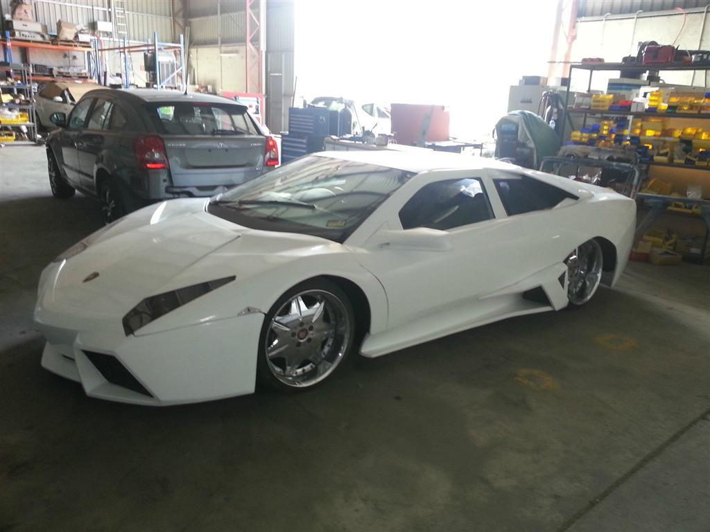 Probably The Worst Lamborghini Replica You Will Ever See Motoroids