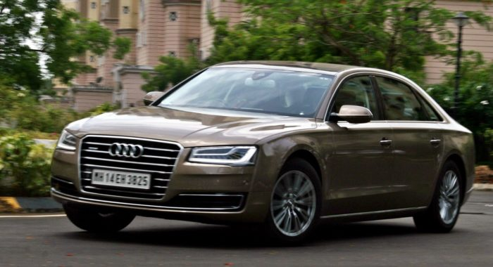 2014 Audi A8L 3.0 TDI India Review : Luxe Life