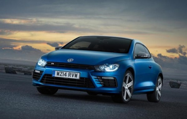 Volkswagen Scirocco Facelift UK Pricing Announced
