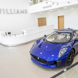 Williams opens new facility for road-car projects