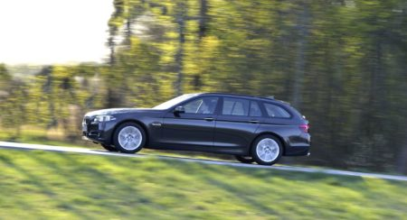 BMW 5-Series gets new ZF 8-Speed Automatic Transmission
