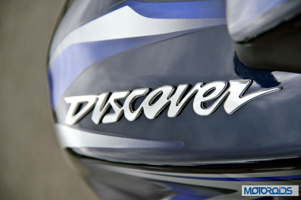 2014 Bajaj Discover 150