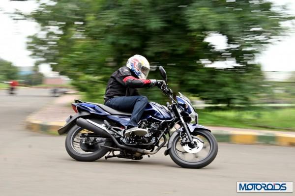 2014 Bajaj Discover 150 S (1)