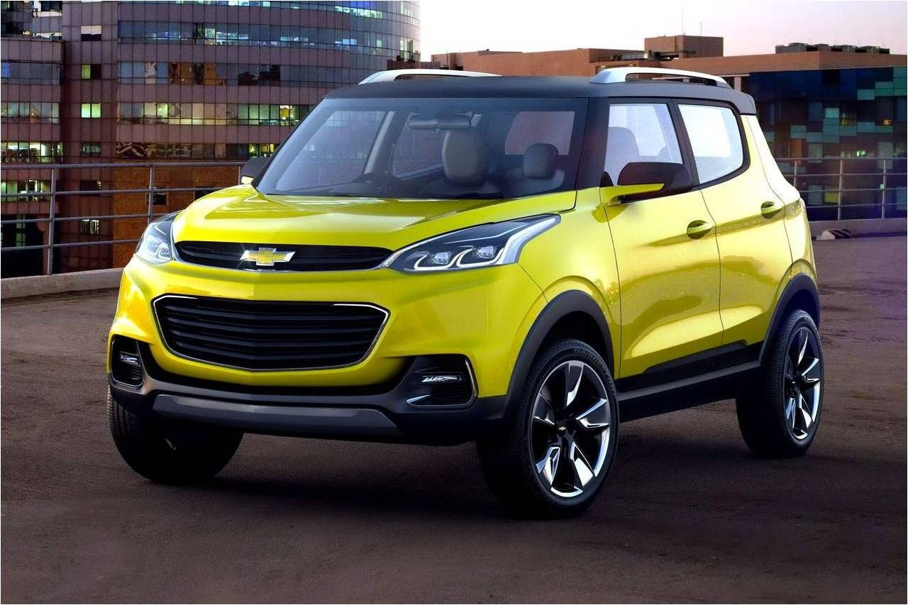 Chevrolet Adra Compact SUV launch delayed till 2017 ...