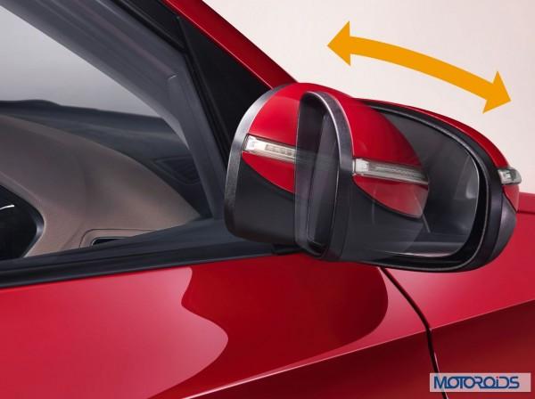 2014 Hyundai Elite i20 Auto Foldable Electric mirror