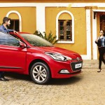 The New 2014 Hyundai Elite i20: Image Gallery
