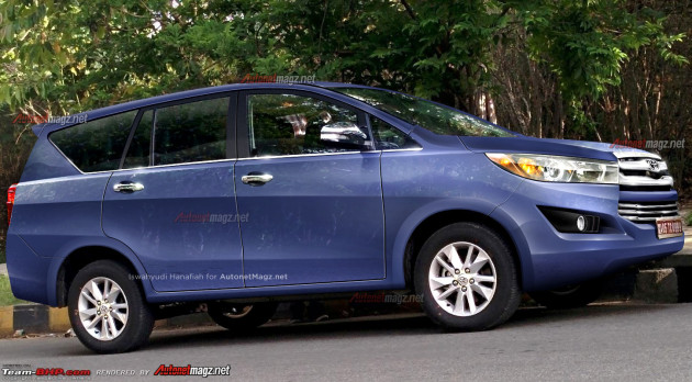 Is This What The Upcoming New Toyota Innova Will Look Like