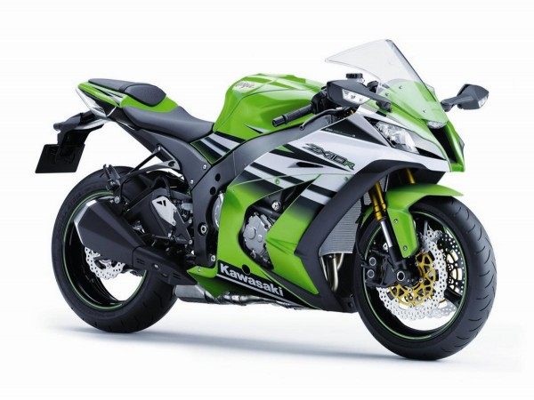 2015 Kawasaki ZX10R 30th Anniversary Edition