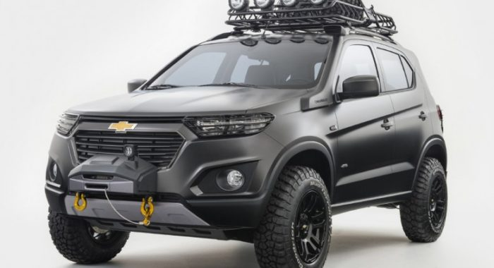 All-new 2016 Chevrolet Niva Compact SUV Concept revealed ...