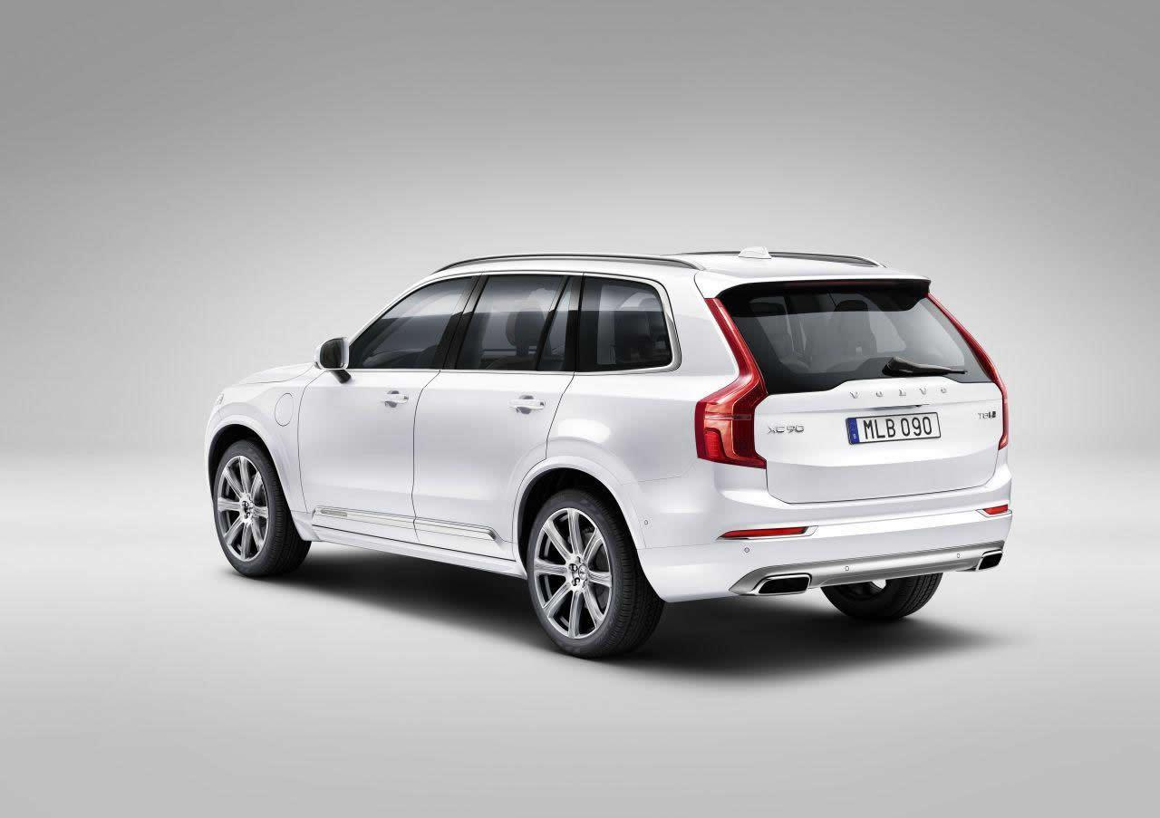 2016 volvo xc90 36. Black Bedroom Furniture Sets. Home Design Ideas