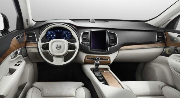 2016 Volvo XC90 Interior (13)